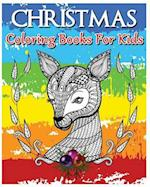 Christmas Coloring Books for Kids af Aubrey Brooklyn