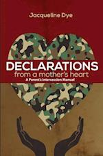 Declarations from a Mother's Heart