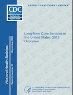 Long-Term Care Services in the United States