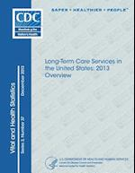 Long-Term Care Providers and Services Users in the United States