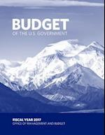 Budget of the U.S. Government Fiscal Year 2017