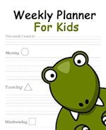 Weekly Planner for Kids