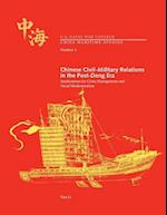Chinese Civil-Military Relations in the Post-Deng Era Implications for Crisis Management and Naval Modernization