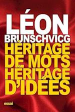 Heritage de Mots, Heritage D'Idees