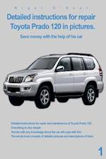 Detailed Instructions for Repair Toyota Prado 120 in Pictures.