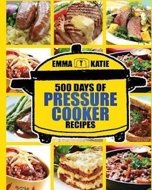 Bog, paperback Pressure Cooker af Emma Katie