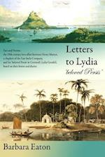 Letters to Lydia 'Beloved Persis'