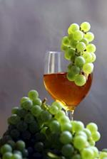 White Wine and Green Grapes Journal