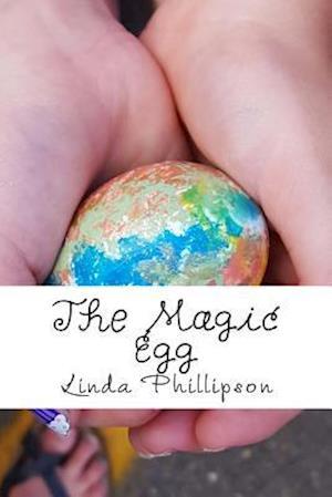 Bog, paperback The Magic Egg af Linda Phillipson