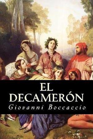 Bog, paperback El Decameron af Giovanni Boccaccio