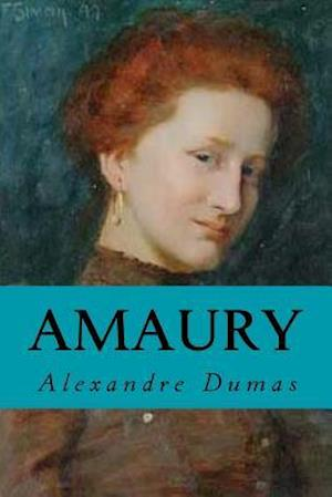 Bog, paperback Amaury af Alexandre Dumas