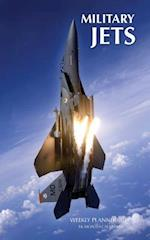 Military Jets Weekly Planner 2017