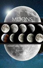 Moons Pocket Monthly Planner 2017