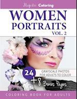 Women Portraits Vol. 2