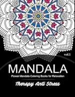 Mandala Therapy Anti Stress Vol.1