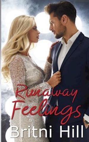 Bog, paperback Runaway Feelings af Britni Hill
