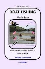 Sea Angling Boat Fishing Made Easy