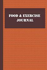 Food and Exercise Journal
