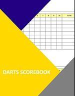 Darts Scorebook
