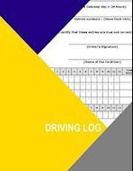 Driving Log