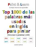 Top 1000 de Las Palabras Inglesas Mas Usadas (Volumen 1