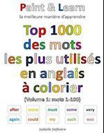Top 1000 Des Mots Anglais Les Plus Utilises (Volume 1