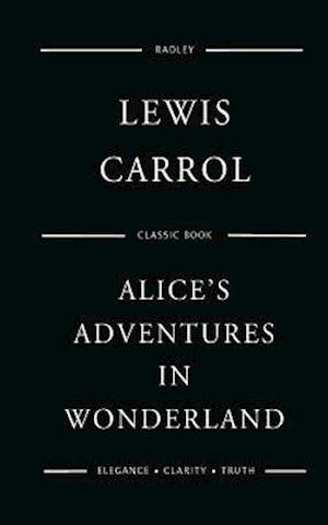 Bog, paperback Alice's Adventures in Wonderland af Lewis Carrol