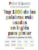 Top 1000 de Las Palabras Inglesas Mas Usadas (Volumen 2