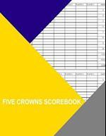 Five Crowns Scorebook