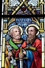 Saint Peter and Saint Paul in Stained Glass Journal