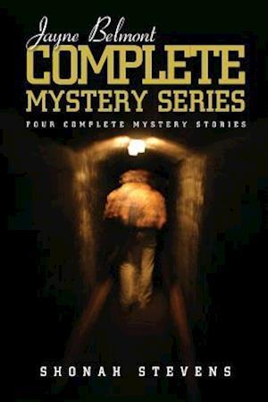 Bog, paperback Jayne Belmont Complete Mystery Series af Shonah Stevens