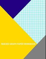 Indexed Graph Paper Workbook
