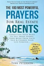 Prayer the 100 Most Powerful Prayers for Real Estate Agents 2 Amazing Bonus Books to Pray for Communication & Leadership