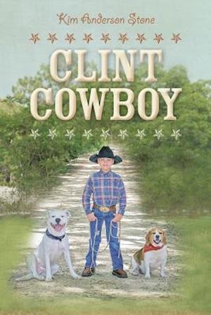 Bog, paperback Clint Cowboy af Kim Anderson Stone