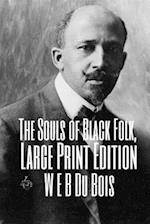 The Souls of Black Folk, Large Print Edition