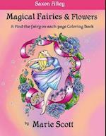 Magical Fairies & Flowers