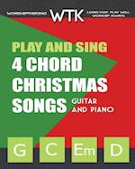 Play and Sing 4 Chord Christmas Songs (G-C-Em-D)