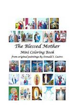 The Blessed Mother Mini Coloring Book