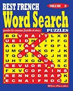 Best French Word Search Puzzles. Vol. 3