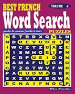 Best French Word Search Puzzles. Vol. 4