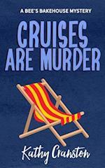 Cruises Are Murder af Kathy Cranston