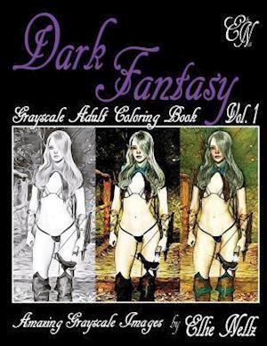 Bog, paperback Dark Fantasy af Ellie Nellz