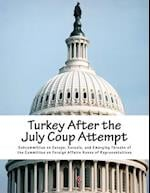 Turkey After the July Coup Attempt
