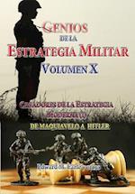Genios de La Estrategia Militar, Volumen X