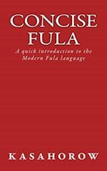 Concise Fula