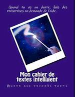 Mon Cahier de Textes Intelligent