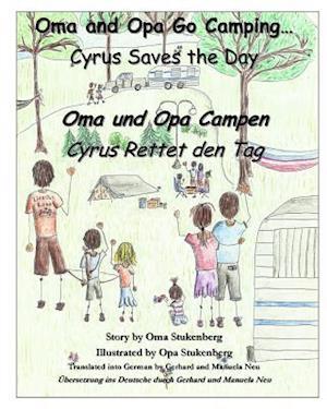 Bog, paperback Oma and Opa Go Camping af Oma Stukenberg