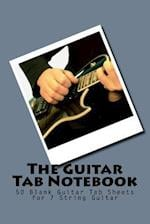 The Guitar Tab Notebook
