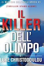 Il Killer Dell'olimpo af Luke Christodoulou