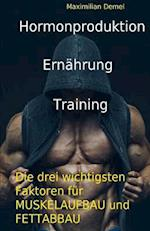 Hormonproduktion, Ernaehrung, Training